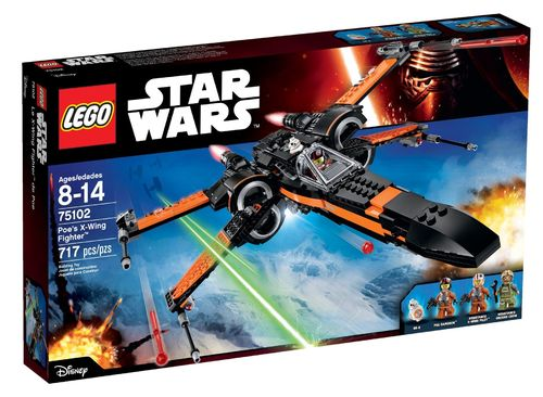 LEGO® Star Wars 75102 Poe's X-Wing Fighter™