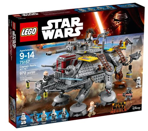 LEGO® Star Wars 75157 Captain Rex's AT-TE™