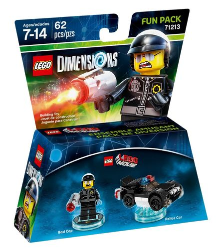 LEGO® Dimensions 71213 Fun Pack Bad Cop