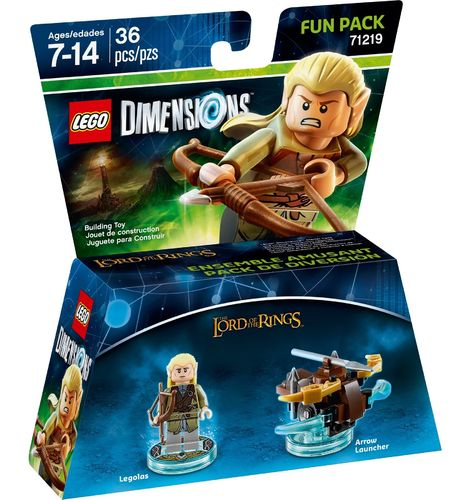 LEGO® Dimensions 71219 Fun Pack Legolas