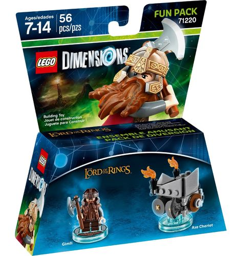 LEGO® Dimensions 71220 Fun Pack Gimli