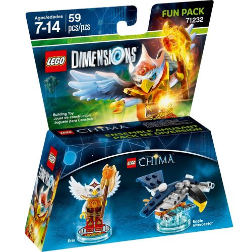 LEGO® Dimensions 71232 Fun Pack Eris