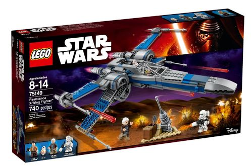 LEGO® Star Wars 75149 Resistance X-Wing Fighter™