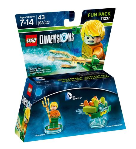 LEGO® Dimensions 71237 Fun Pack Aquaman