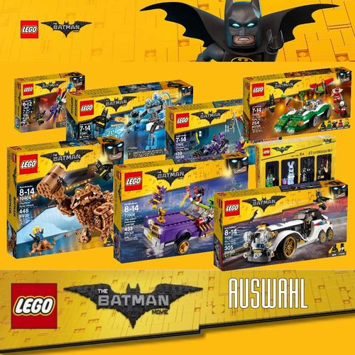 LEGO® The LEGO Batman Movie