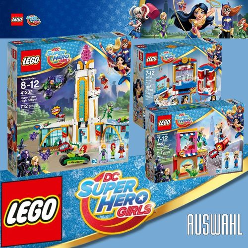 LEGO® Super Hero Girls